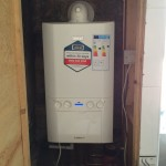 Boiler Swap - Previous had been condemned.
